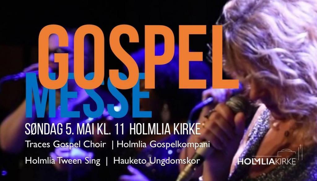 Traces Gospel at Holmlia Kirke