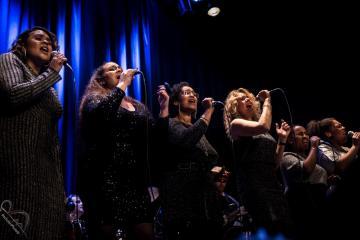 Traces Gospel in Concert